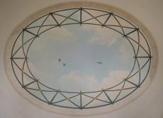 Décoration murale - Ciel sur plafond