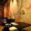 Décors mural pour café et restaurant