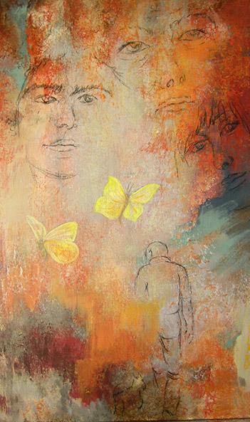 Vente tableau d artiste achat tableau sur mesure acheter peinture d artiste - Acheter des tableaux ...