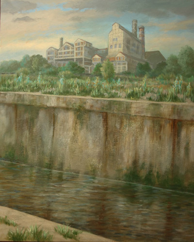 Tableau peint – Peinture d'artiste Paris